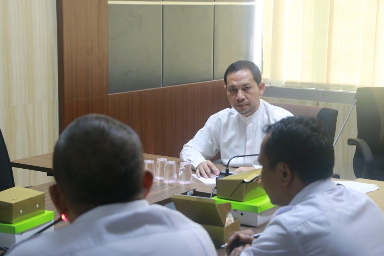 Audiensi DPRD/Rapat Dengar Pendapat Umum