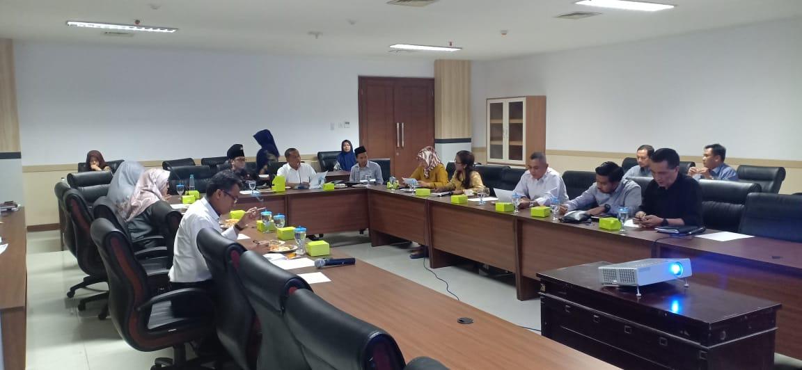 Rapat Badan Pembentukan Peraturan Daerah