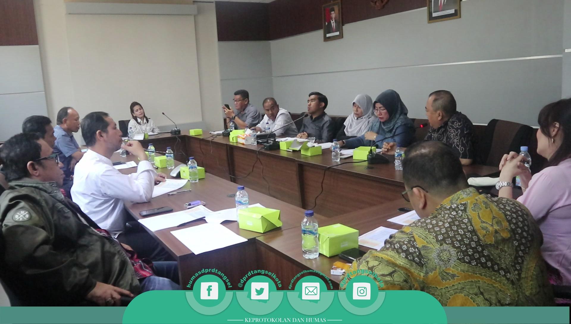 Badan Kehormatan Adakan Rapat Membahas Kinerja Anggota