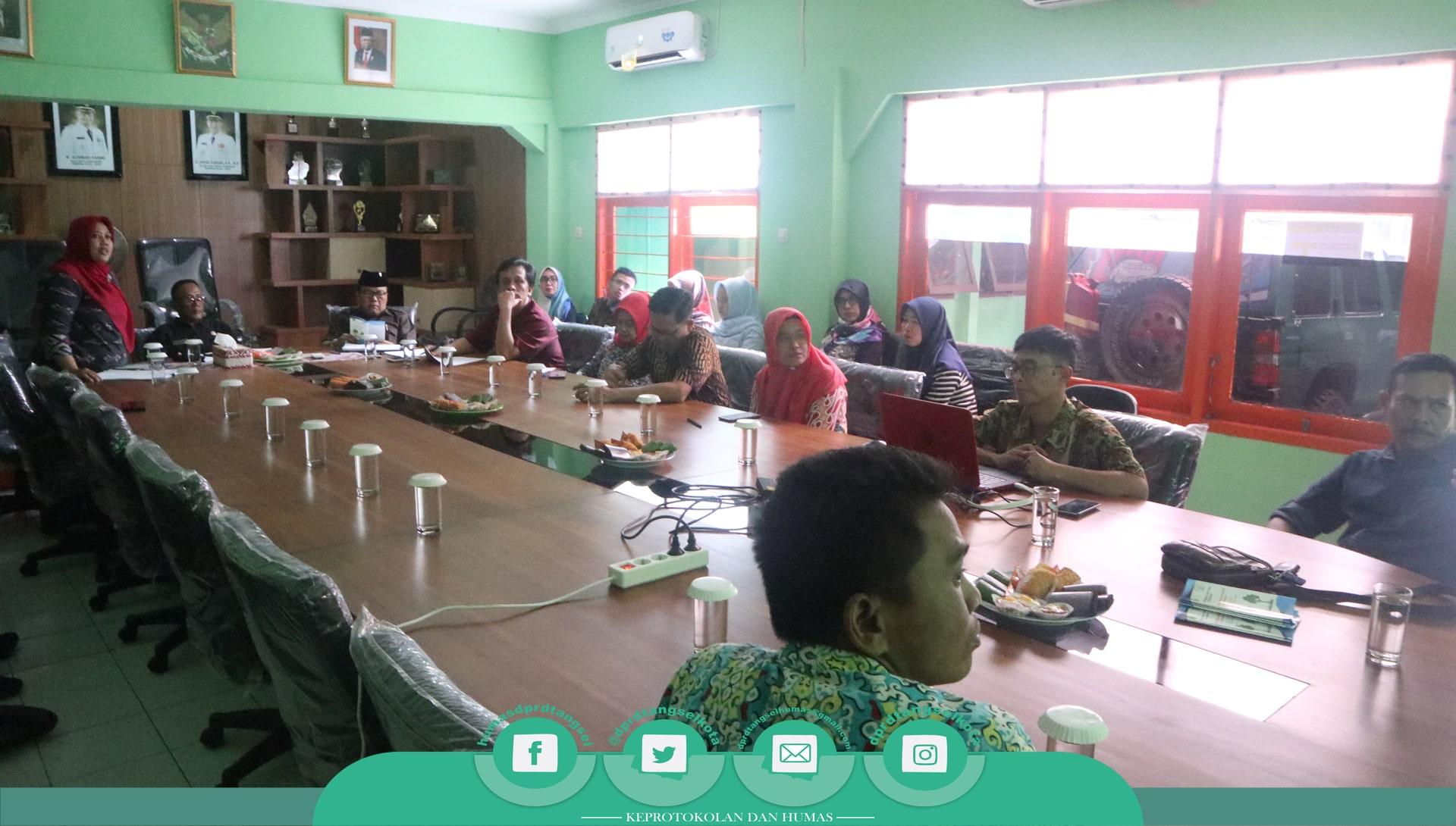 Konsultasi Penyelenggaraan Pemakaman ke DLH Kota Sukabumi
