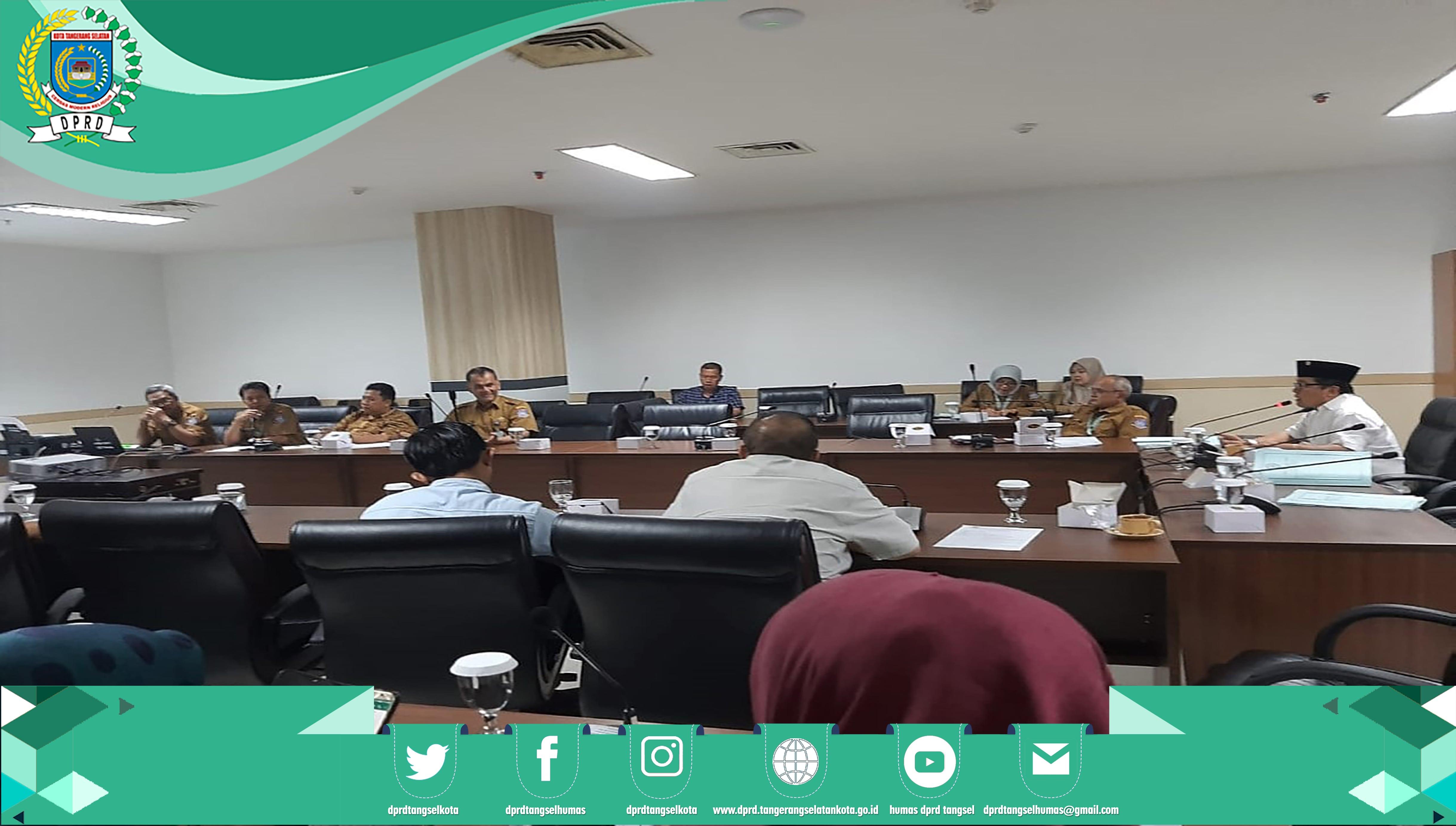 DPRD laksanakan Rapat Badan Musyawarah