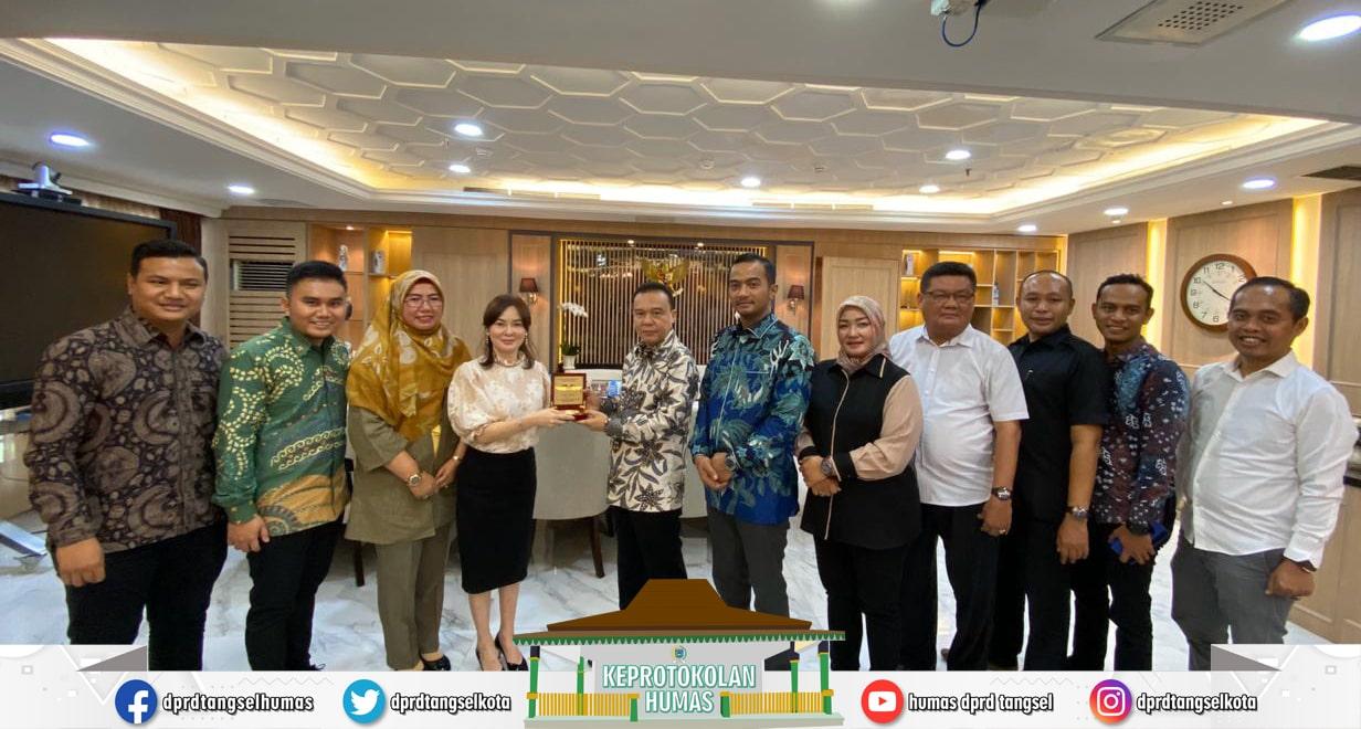 Li Claudia WK II Konsultasi Kebijakan Pengelolaan Keuangan ke DPR RI
